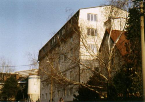 Nadstavba bytového domu na Jaseňovej č.10